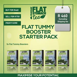 Flat Tummy Booster Capsules Starter Pack