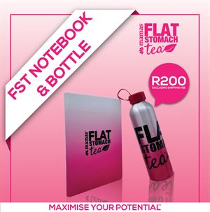 FST Bottle and Notebook