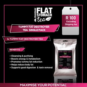 Tummy Fat Destroyer Tea Single Pack