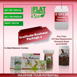 Gratitude Business Package 2- Body Makeover