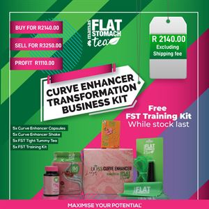 Curve Enhancer Transformation Business Kit