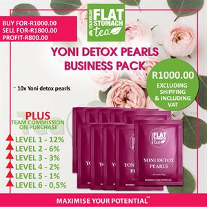 Yoni Detox Pearls Business Package