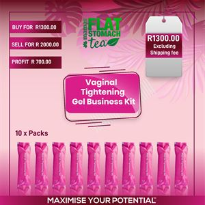 Vaginal Tightening Gel Business Kit