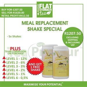 Meal Replacement Shake Special